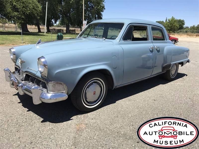 1952 Studebaker Champion  - Sacramento CA