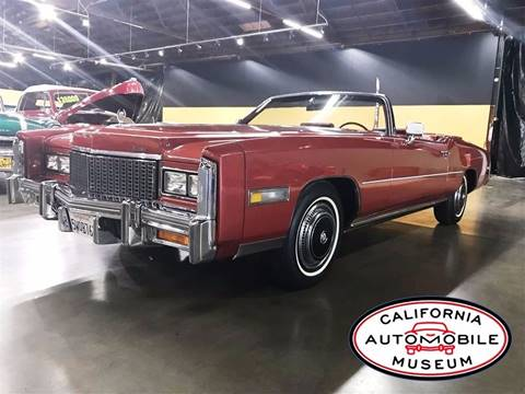 1976 Cadillac Eldorado for sale in Sacramento, CA