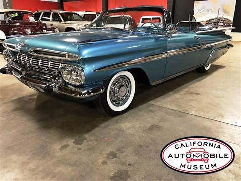 1959 Chevrolet Impala for sale in Sacramento, CA