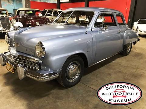 1949 Studebaker Champion for sale in Sacramento, CA
