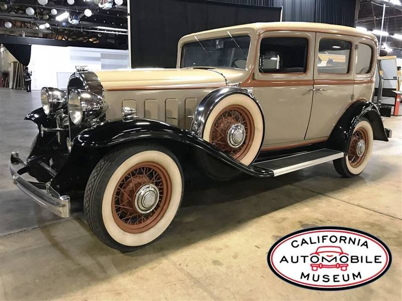 California Automobile Museum - Classic Cars For Sale - Sacramento ...
