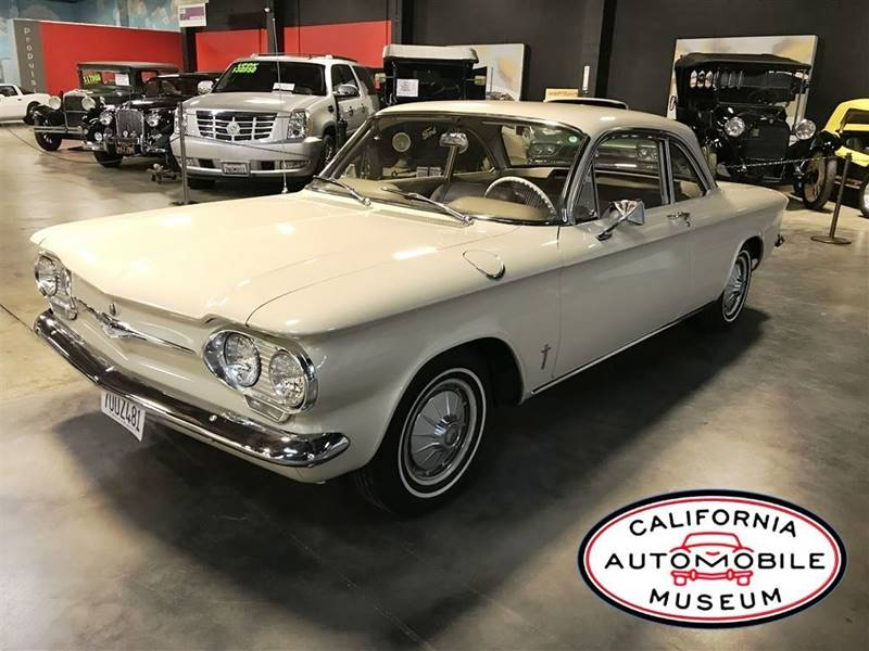 California Automobile Museum - Classic Cars For Sale - Sacramento CA ...