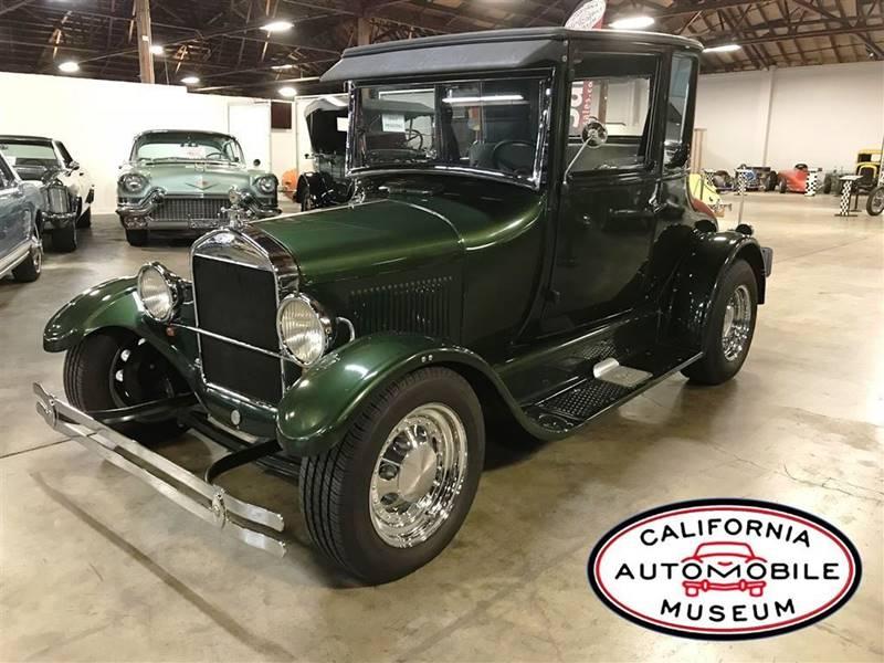 1926 Ford Model T Street Rod In Sacramento CA - California ...