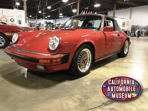 1987 Porsche 911 for sale in Sacramento, CA