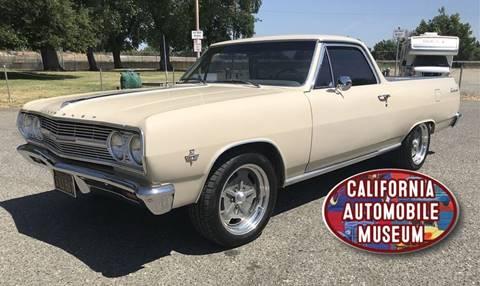 1965 Chevrolet El Camino for sale in Sacramento, CA