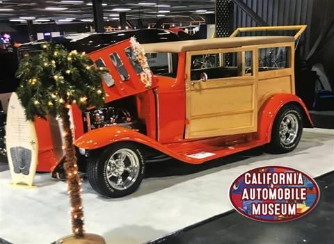 1932 Chevrolet Street Rod for sale in Sacramento, CA
