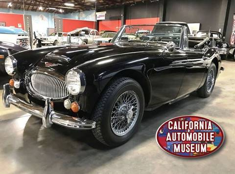 1966 Austin-Healey Mark III for sale in Sacramento, CA