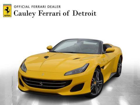 2019 Ferrari Portofino for sale in West Bloomfield, MI