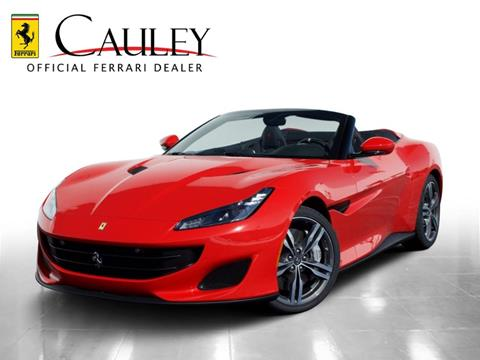 2019 Ferrari Portofino for sale in West Bloomfield, MI