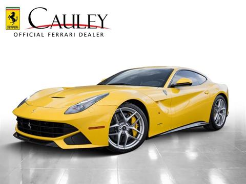 2014 Ferrari F12berlinetta for sale in West Bloomfield, MI