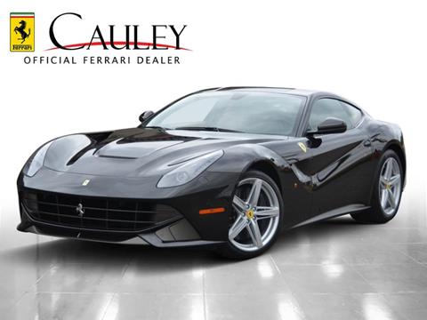 2015 Ferrari F12berlinetta for sale in West Bloomfield, MI