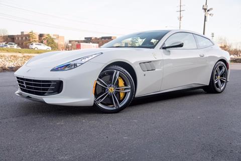 2018 Ferrari GTC4Lusso for sale in West Bloomfield, MI