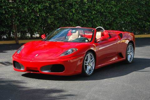 2006 Ferrari F430 for sale at VA Leasing Corporation in Doral FL