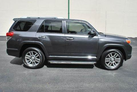 2013 Toyota 4Runner for sale at VA Leasing Corporation in Doral FL