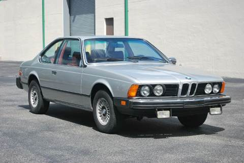 1977 BMW 6 Series for sale at VA Leasing Corporation in Doral FL