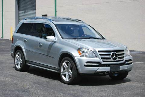 2011 Mercedes-Benz GL-Class for sale at VA Leasing Corporation in Doral FL