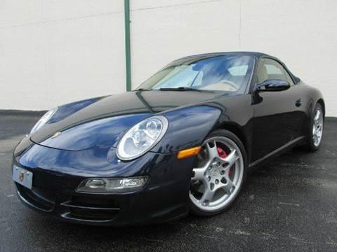 2006 Porsche 911 for sale at VA Leasing Corporation in Doral FL