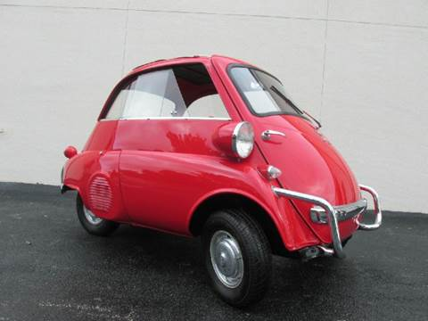 1957 BMW ISETTA 300 for sale at VA Leasing Corporation in Doral FL