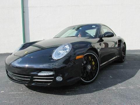 2011 Porsche 911 for sale at VA Leasing Corporation in Doral FL