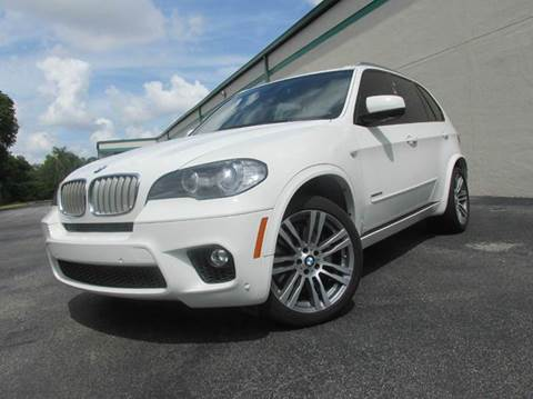 2011 BMW X5 for sale at VA Leasing Corporation in Doral FL