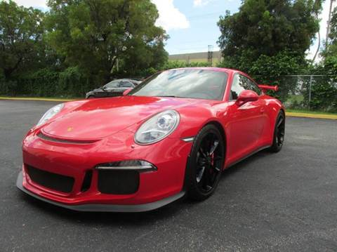 2015 Porsche 911 for sale at VA Leasing Corporation in Doral FL