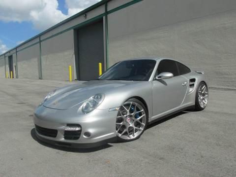 2007 Porsche 911 for sale at VA Leasing Corporation in Doral FL