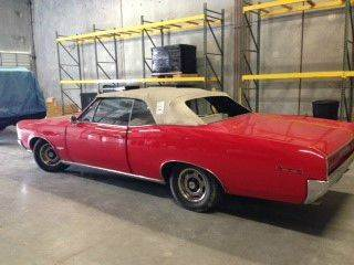 1966 Pontiac GTO for sale at VA Leasing Corporation in Doral FL
