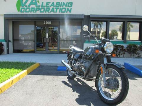 1976 BMW R 75 for sale at VA Leasing Corporation in Doral FL