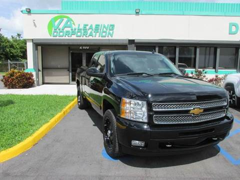2013 Chevrolet Silverado 1500 for sale at VA Leasing Corporation in Doral FL