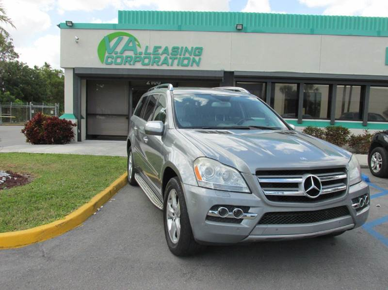 2010 Mercedes-Benz GL-Class for sale at VA Leasing Corporation in Doral FL