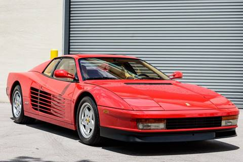 1988 Ferrari Testarossa for sale in Doral, FL