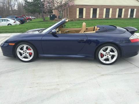 2004 Porsche 911 for sale at Renaissance Auto Network in Warrensville Heights OH