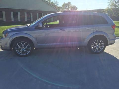 2015 Dodge Journey for sale at Renaissance Auto Network in Warrensville Heights OH
