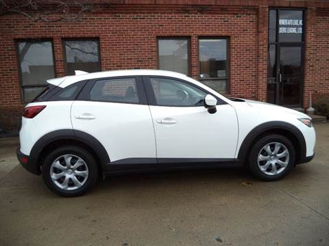 2016 Mazda CX-3 for sale at Renaissance Auto Network in Warrensville Heights OH