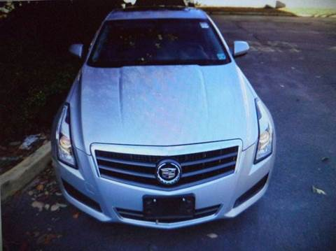 2014 Cadillac ATS for sale at Renaissance Auto Network in Warrensville Heights OH