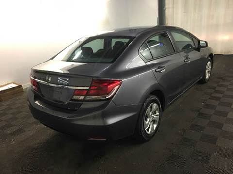 2014 Honda Civic for sale at Renaissance Auto Network in Warrensville Heights OH