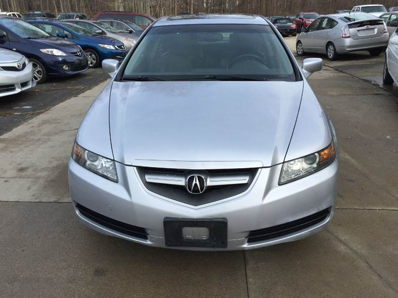 2005 Acura Tl 3 2 4dr Sedan In Warrensville Heights OH