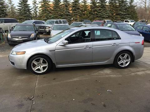 2005 Acura TL for sale at Renaissance Auto Network in Warrensville Heights OH