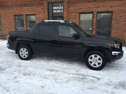 2007 Honda Ridgeline for sale at Renaissance Auto Network in Warrensville Heights OH