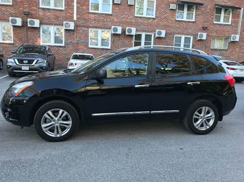 2015 Nissan Rogue Select for sale at Renaissance Auto Network in Warrensville Heights OH