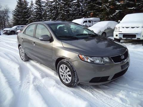 2010 Kia Forte for sale at Renaissance Auto Network in Warrensville Heights OH