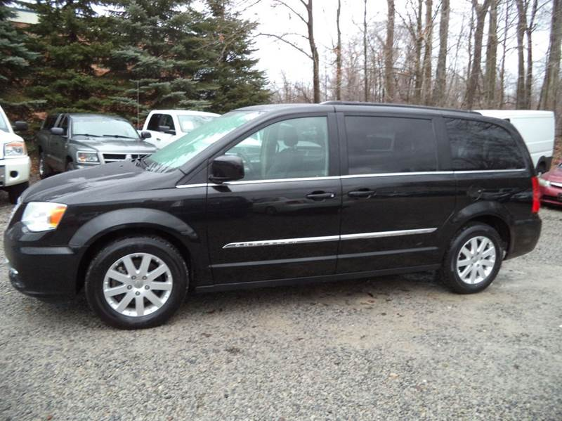 2014 Chrysler Town and Country for sale at Renaissance Auto Network in Warrensville Heights OH