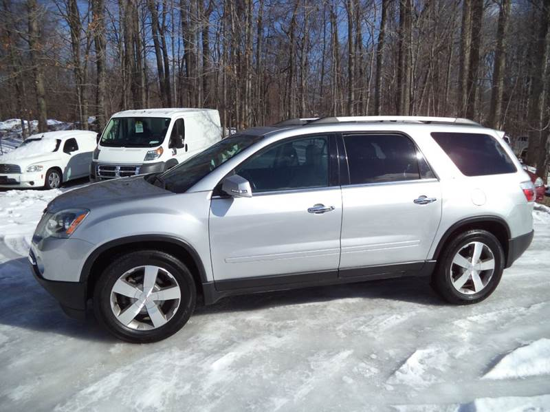 2011 GMC Acadia for sale at Renaissance Auto Network in Warrensville Heights OH