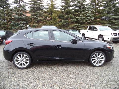 2014 Mazda MAZDA3 for sale at Renaissance Auto Network in Warrensville Heights OH