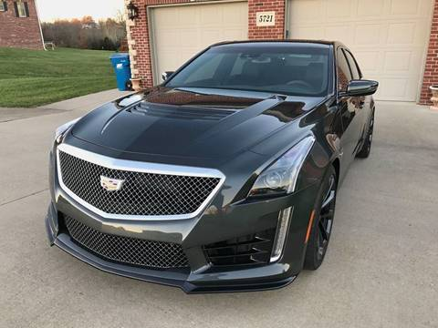 Used Cadillac Cts V For Sale >> Cadillac Cts V For Sale In Sterling Va Carsforsale Com