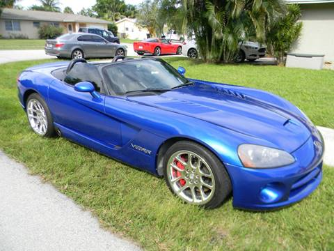 2006 Dodge Viper For Sale in Pine Island, MN - Carsforsale.com®