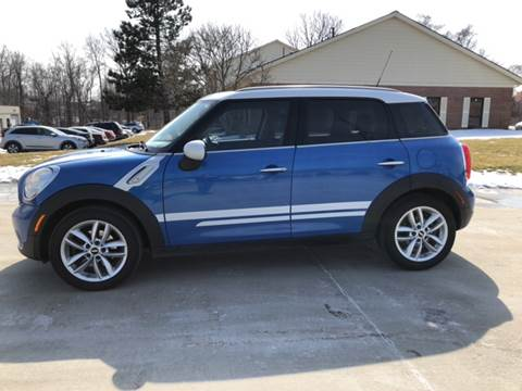 2012 MINI Cooper Countryman for sale in Warrensville Heights, OH