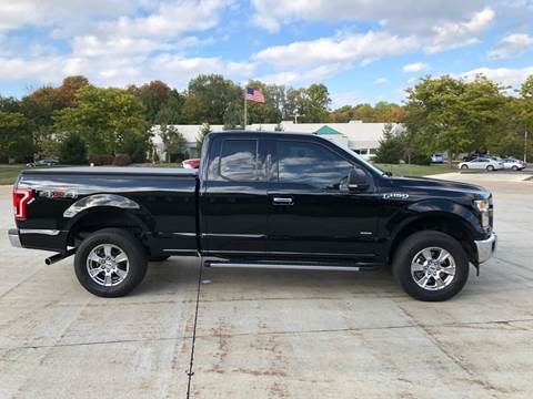 2017 Ford F-150 for sale in Warrensville Heights, OH