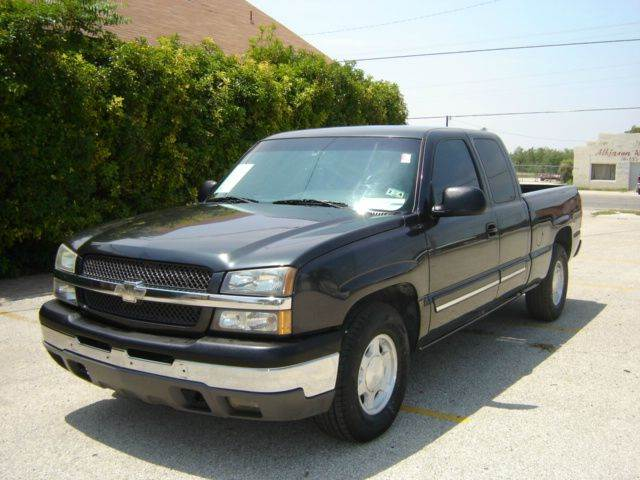 2003 Chevrolet Silverado 1500 4dr Extended Cab LS Rwd SB   San Angelo TX