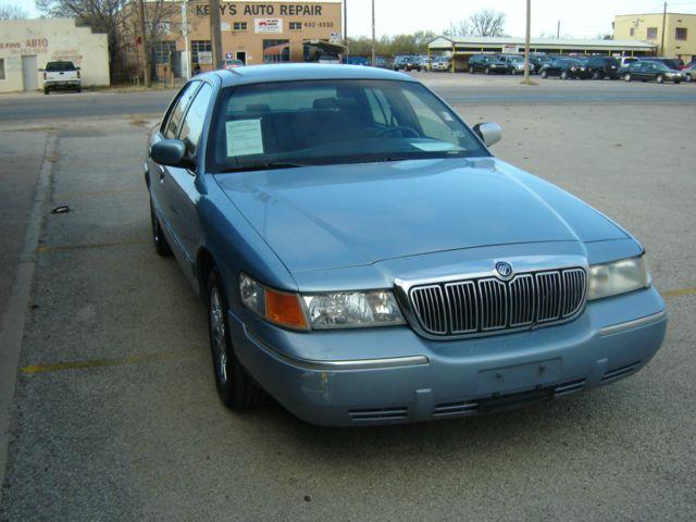 1998 Mercury Grand Marquis GS 4dr Sedan - San Angelo TX